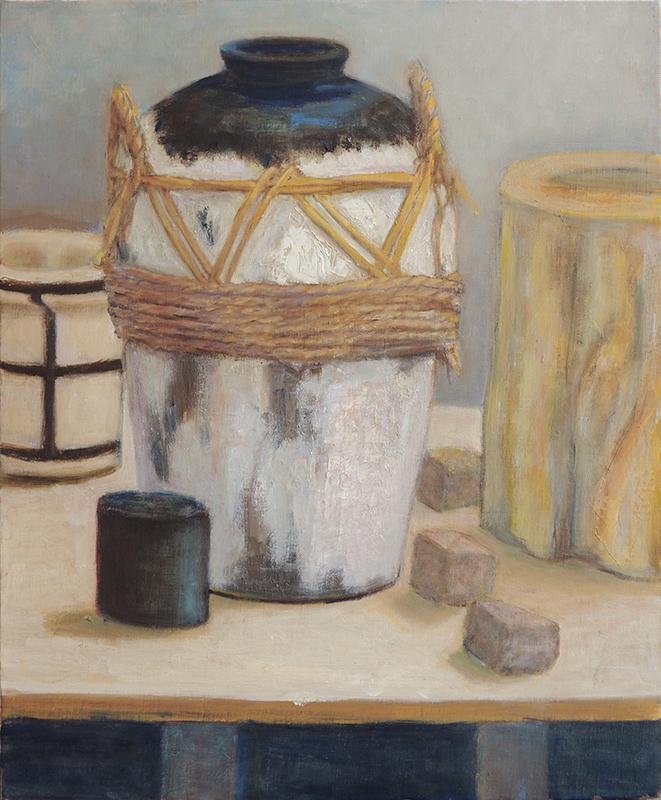 火曜絵画教室|Aさんの作品