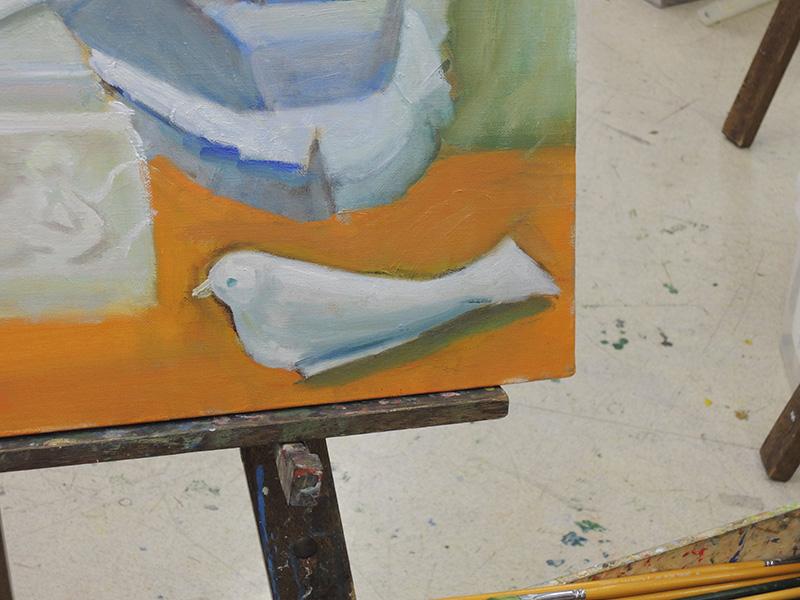 木曜絵画Mさんの作品